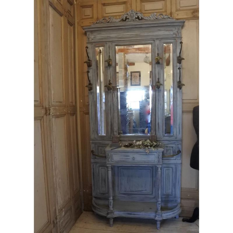 France antique エントランスミラー