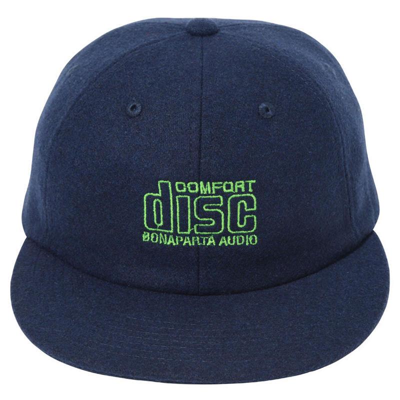 Disc Cap  (Navy)
