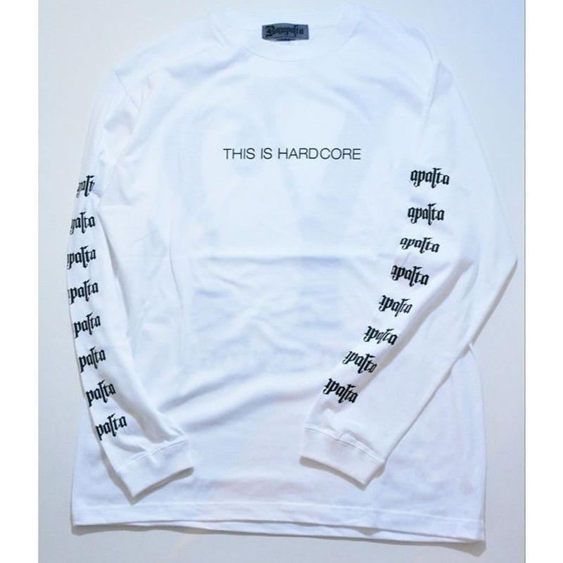 Y? LSTee (White)