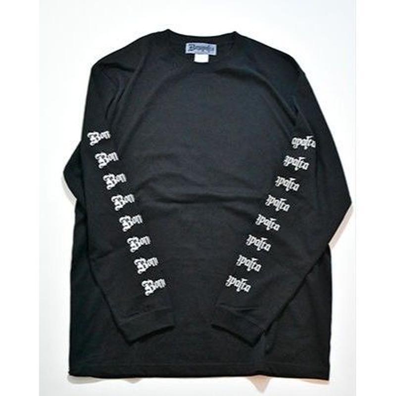 Metalic LSTee (Black)