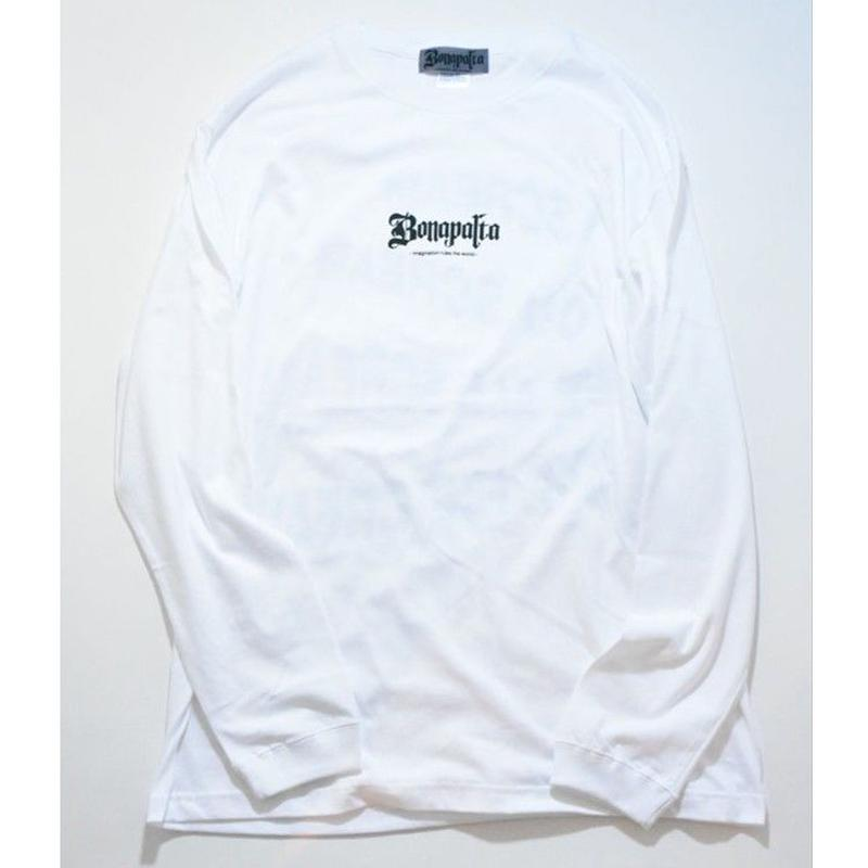 SCREAM LSTee  (White)