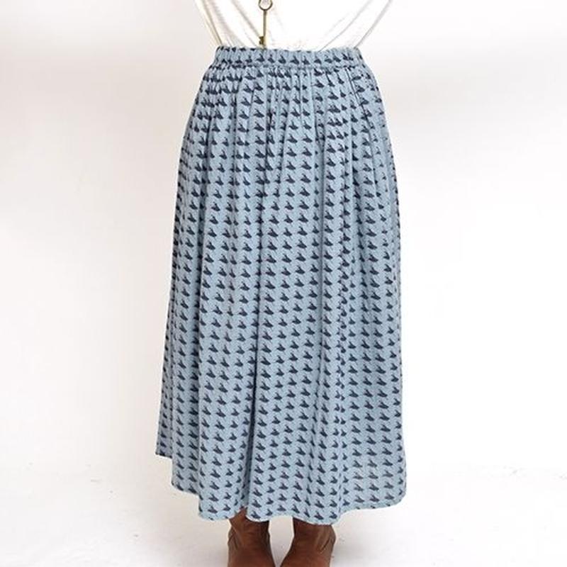 [0614sk]バレリーナシルエットスカート