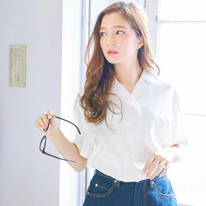 [1780tp]開襟シャツ