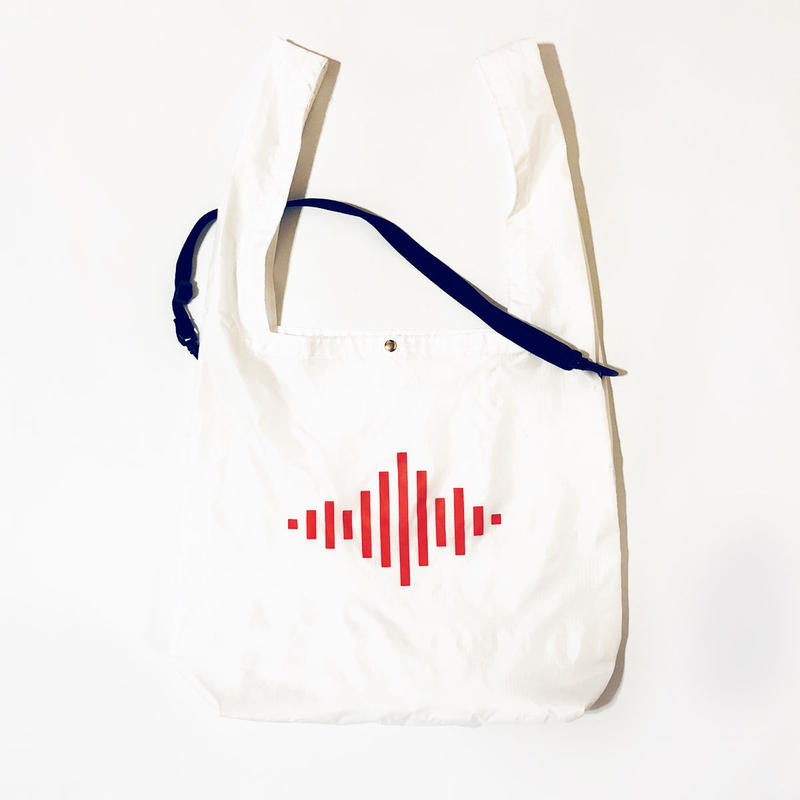 SOUND WAVE マルシェバッグ  4Color/83