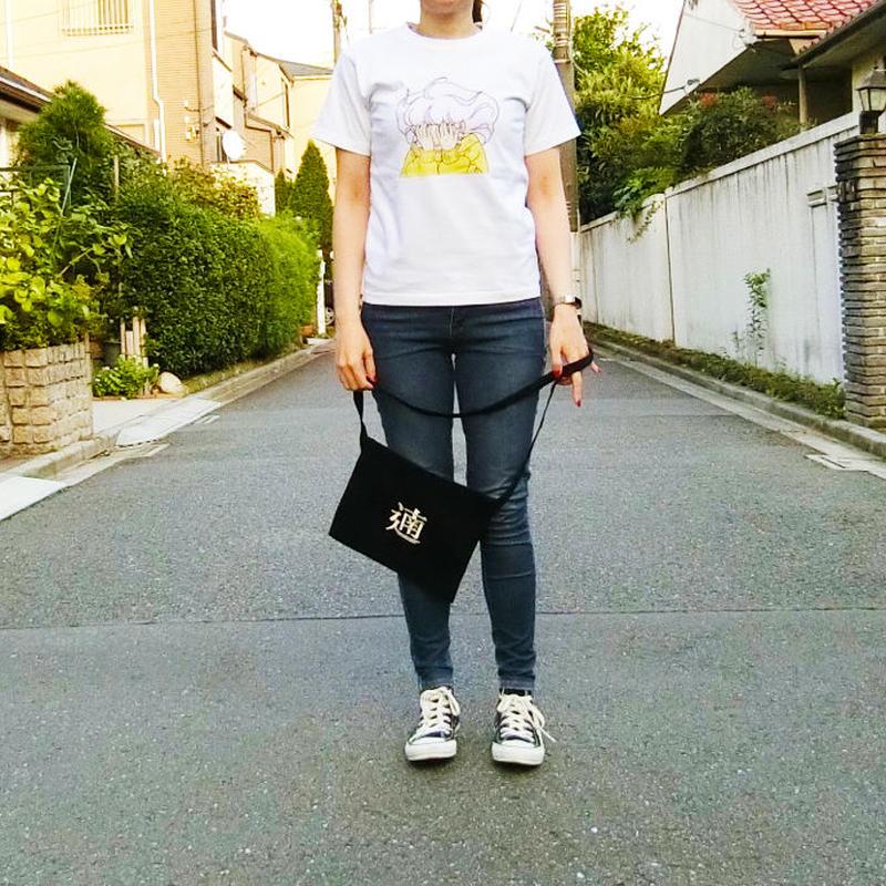 KANJI Sacoche 刺繍サコッシュ/83