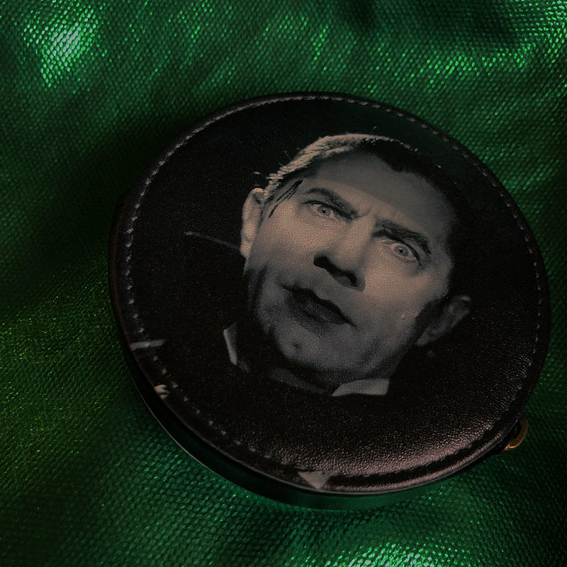 ホラーコインケース[ Dracula&Frankenstein  Coin Purse]/83