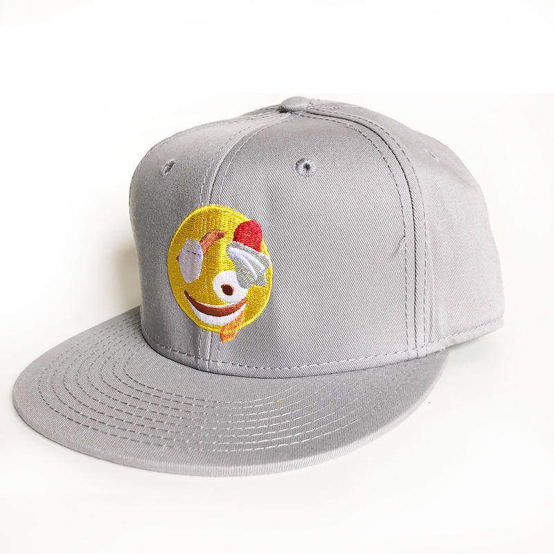 Emoji  Crash  Cap 3Color / 83