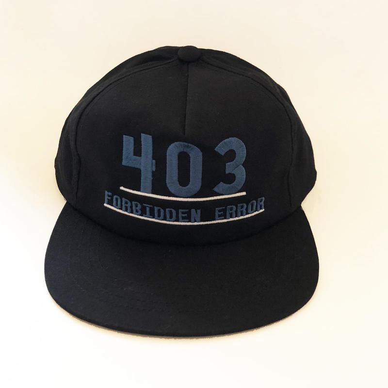 403 Forbidden Error  Cap / 83