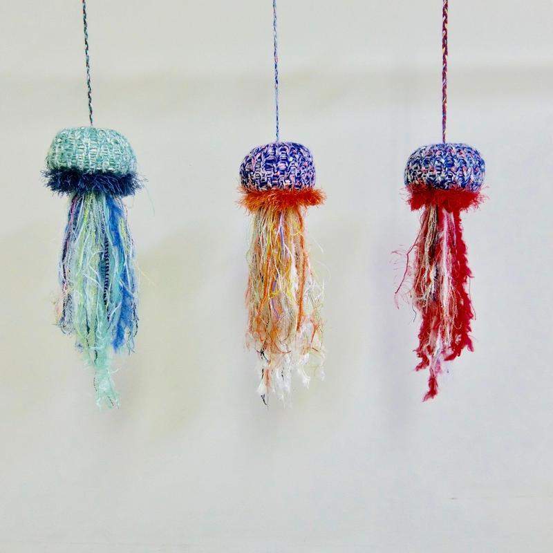 編みクラゲ   Jellyfish  [Large]/203gow