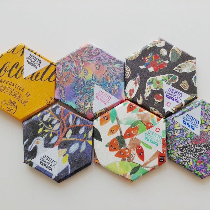 USHIO CHOCOLATL アソートセット