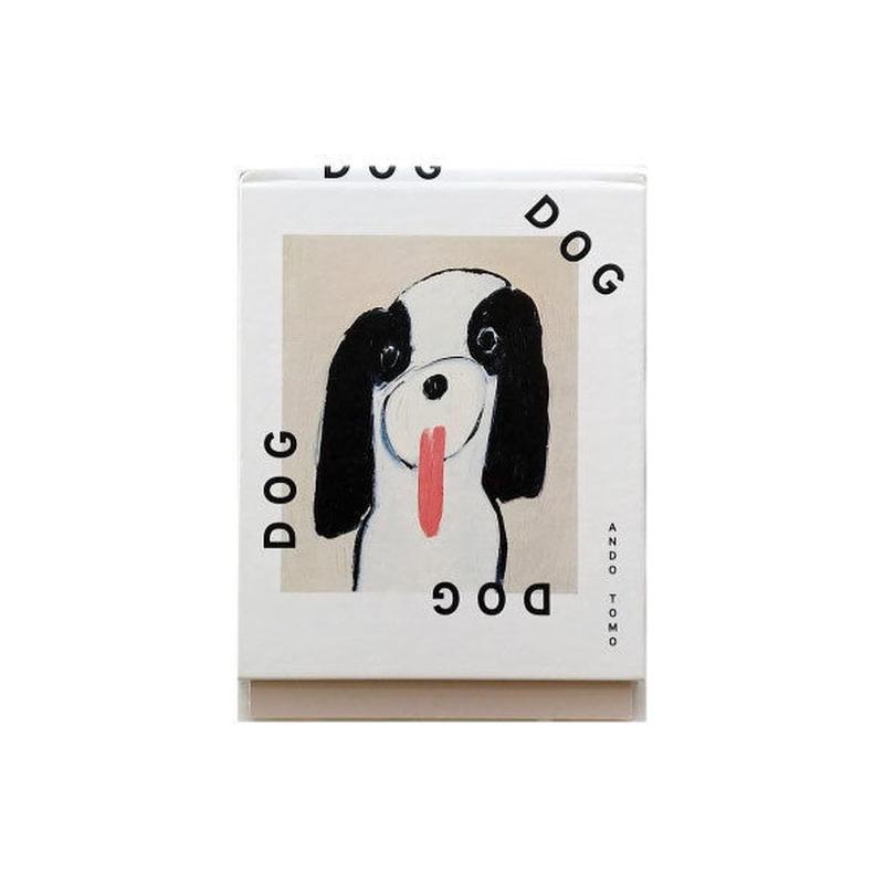 ANDO TOMO作品集『DOG DOG DOG DOG』