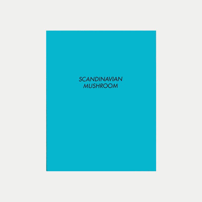 ホンマタカシ写真集「SCANDINAVIAN MUSHROOM」