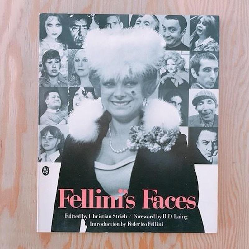 FELLINI'S FACES