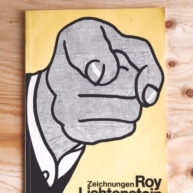 ROY LICHTTENSTEIN    ZEICHNUNGEN