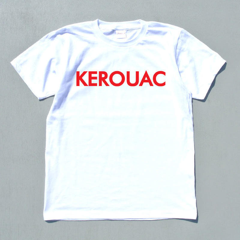 "BOOKNERD ORIGINAL T-SHIRT   AMERICAN WRITERS  ""KEROUAC"""