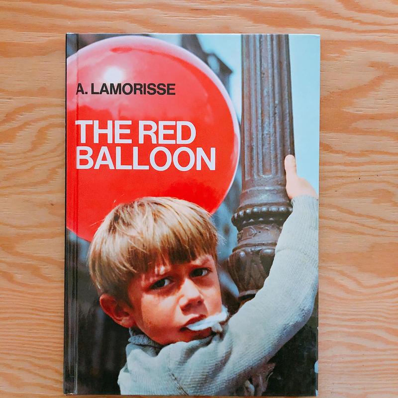 ALBERT LAMORISSE   THE RED BALLOON