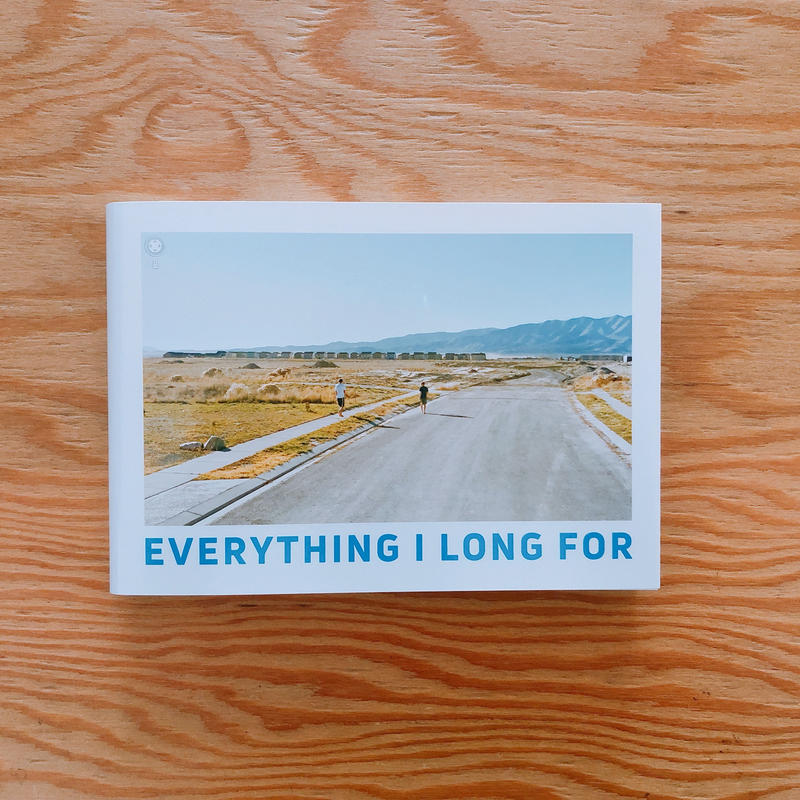 和井内洋介 EVERYTHING I LONG FOR
