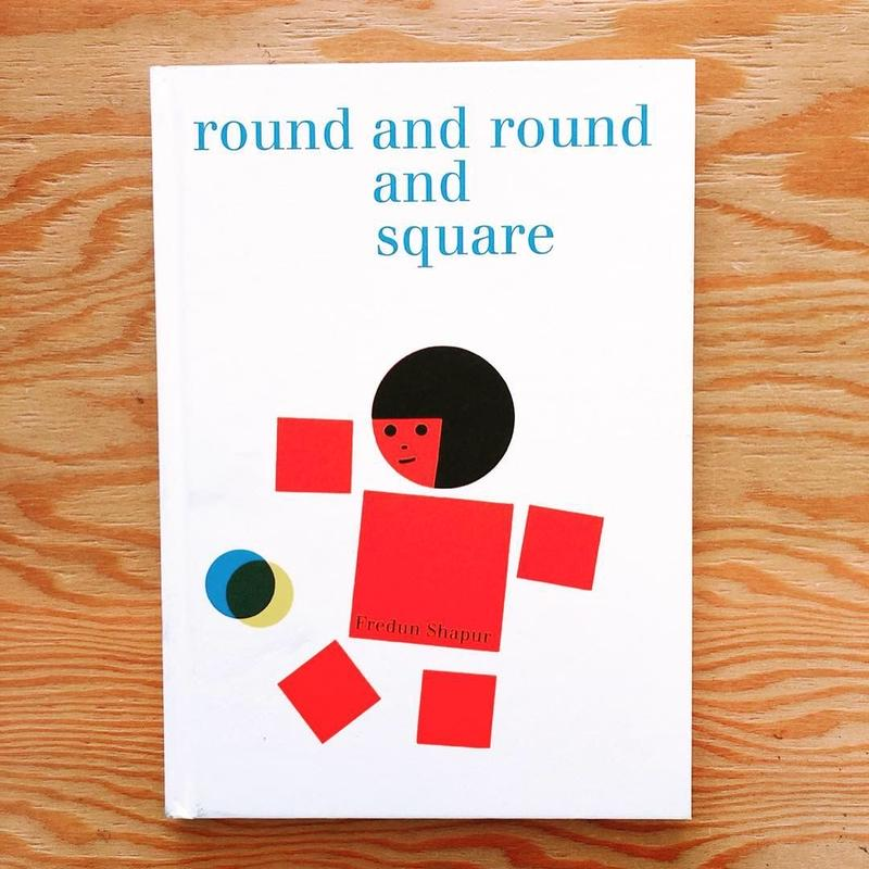round and round and square