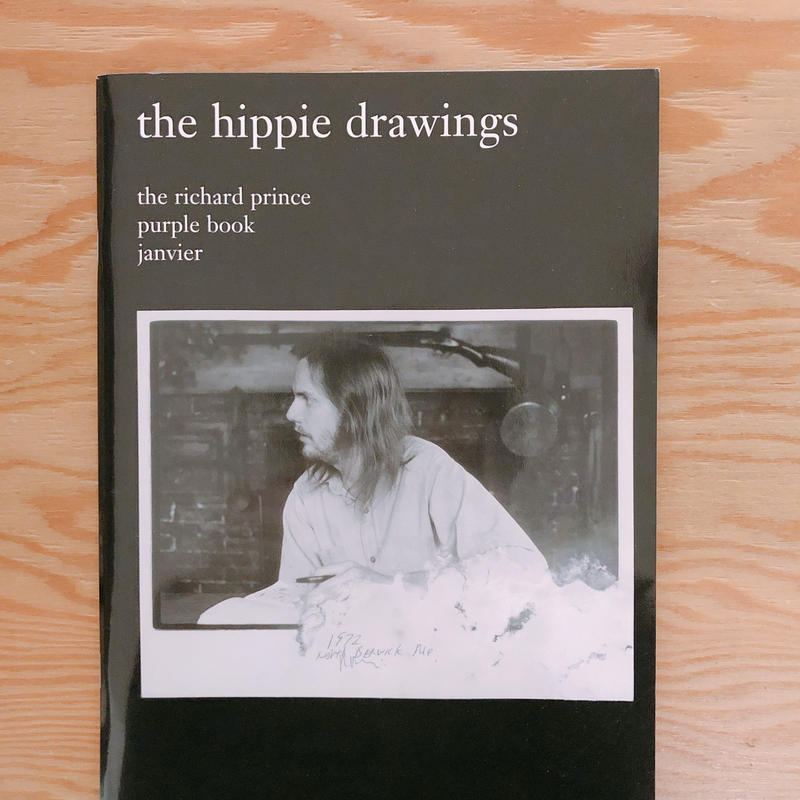 Richard Prince    the hippie drawings