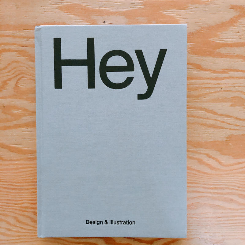 Hey :Design&Illustration