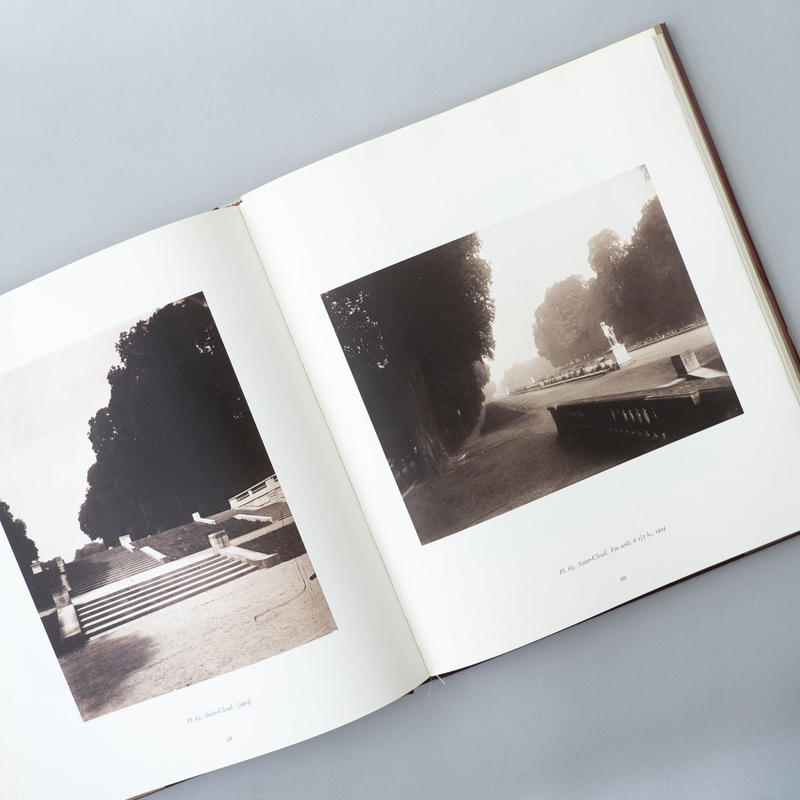 THE WORK OF ATGET Vol.3 The Ancien Regime / Eugene Atget(ウジューヌ・アッジェ)
