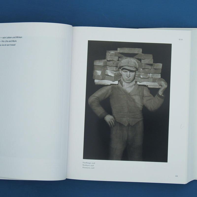 Menschen des 20. Jahrhunderts / August Sander(アウグスト・ザンダー)