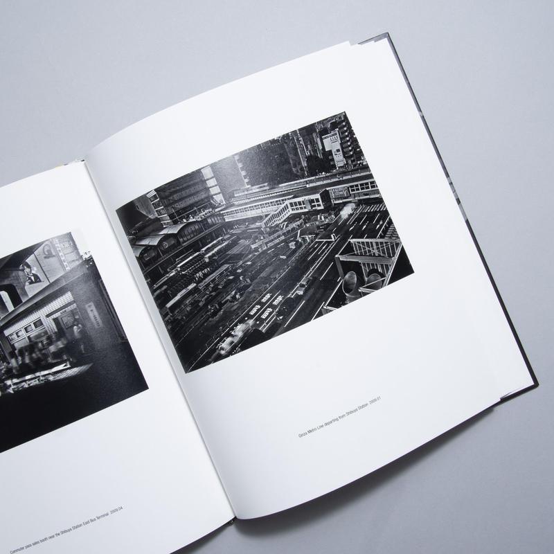[サイン入/Signed] ONE SECOND vol.1 SHIBUYA / 所幸則 (Yukinori Tokoro)