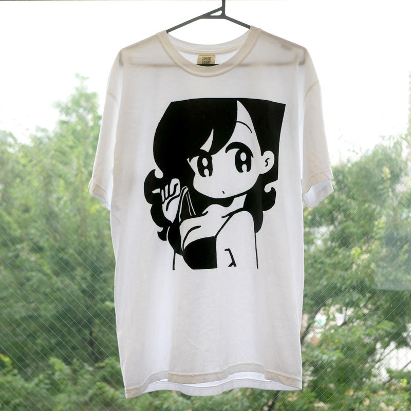 """conix cover girl T-shirt """"Face"""""""