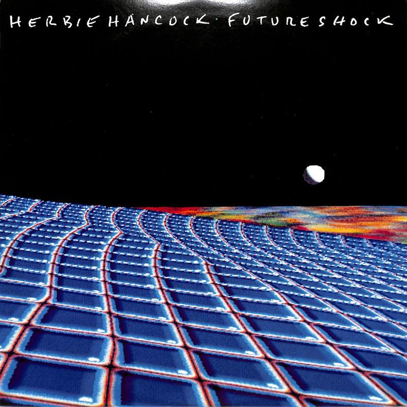 ハービー・ハンコック / FUTURE SHOCK(LPレコード)
