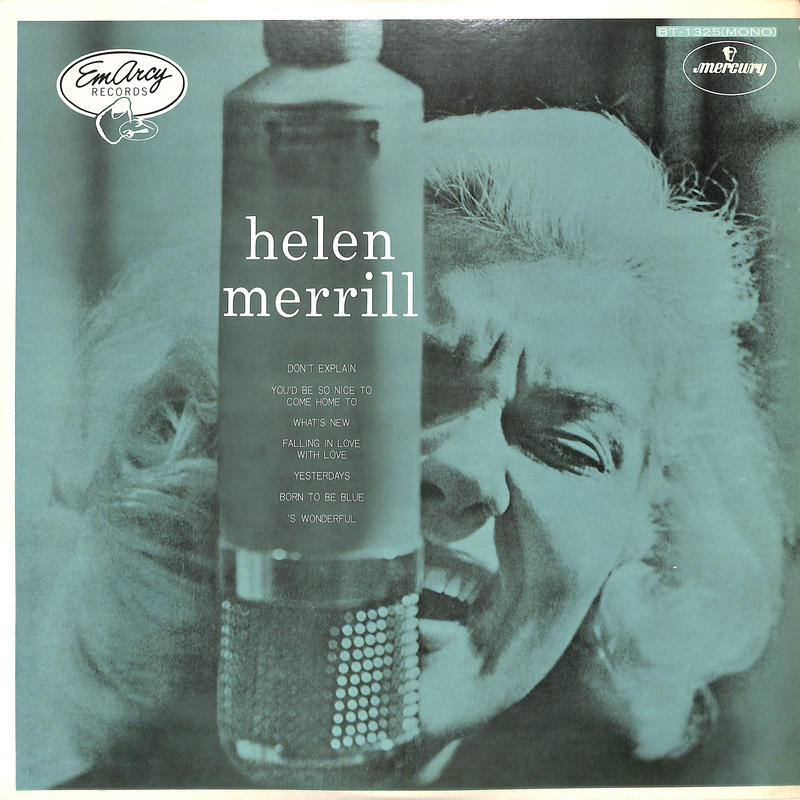 ヘレン・メリル / HELEN MERRILL