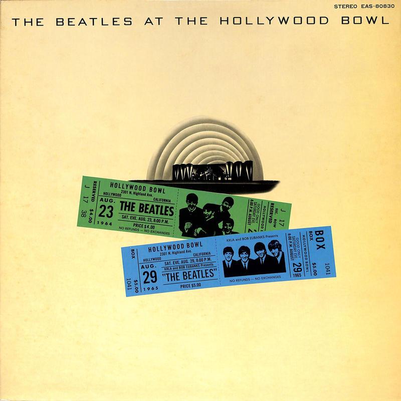 ビートルズ / ハリウッド・ボウル(LPレコード)