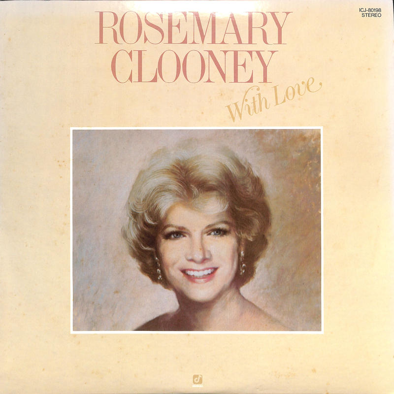 ローズマリー・クルーニー RosemaryClooney / ウィズ・ラブ