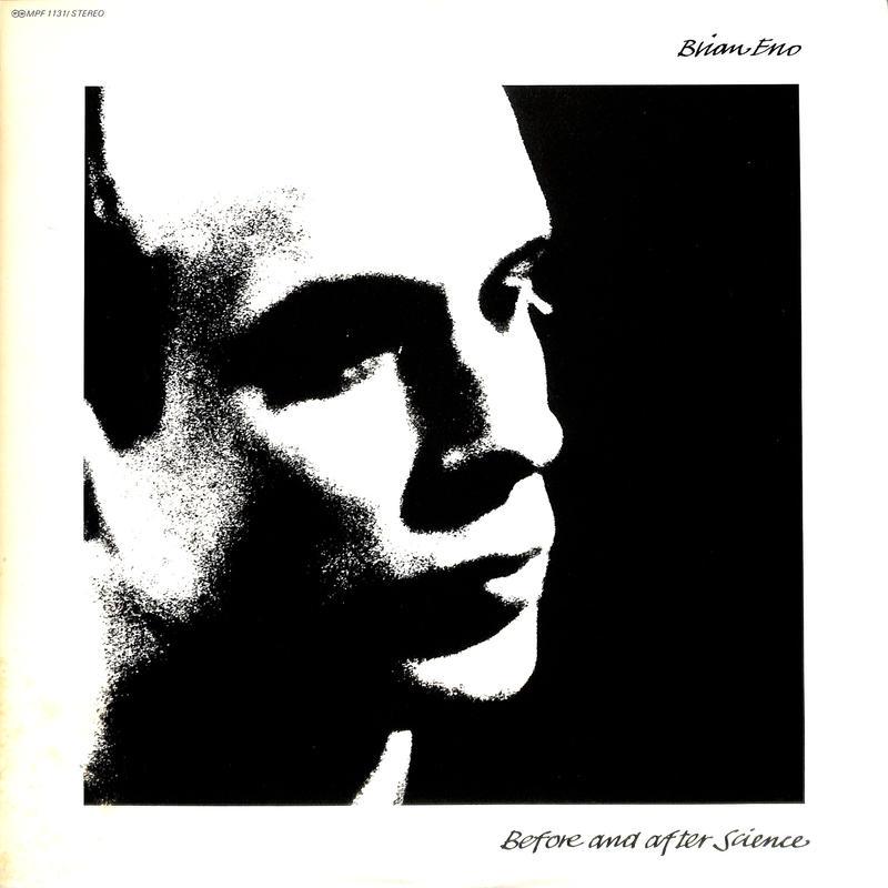 ブライアン・イーノ / ビフォア・アンド・アフター・サイエンス(LPレコード)