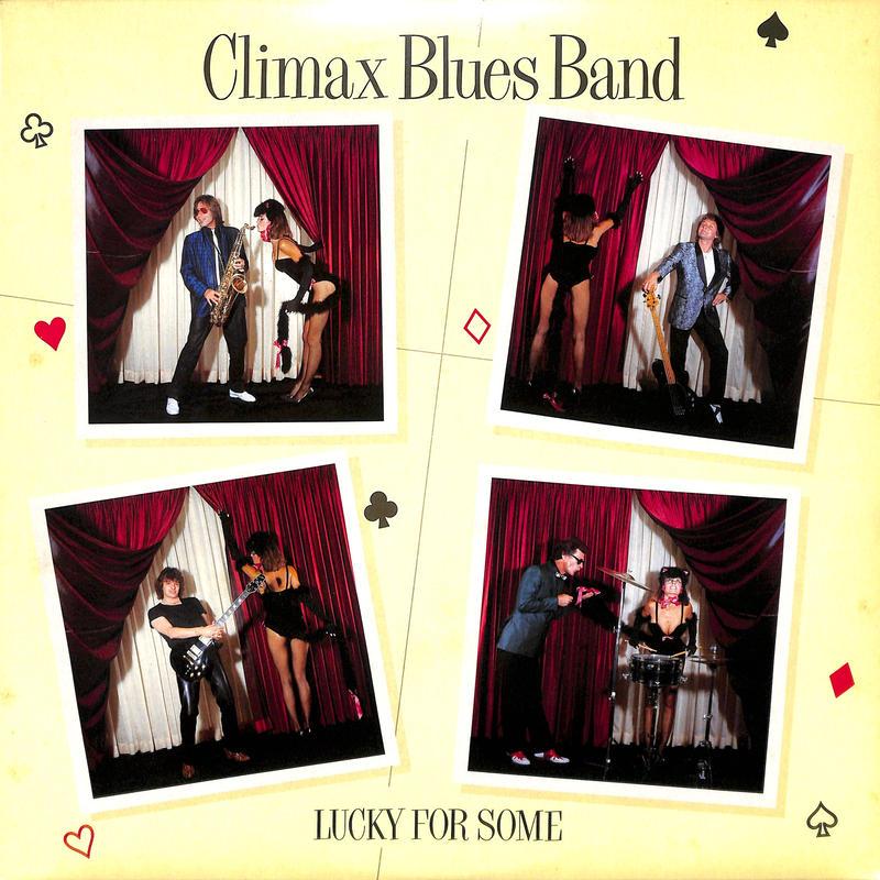 クライマックス・ブルース・バンド climax blues band / ラッキー・フォー・サム