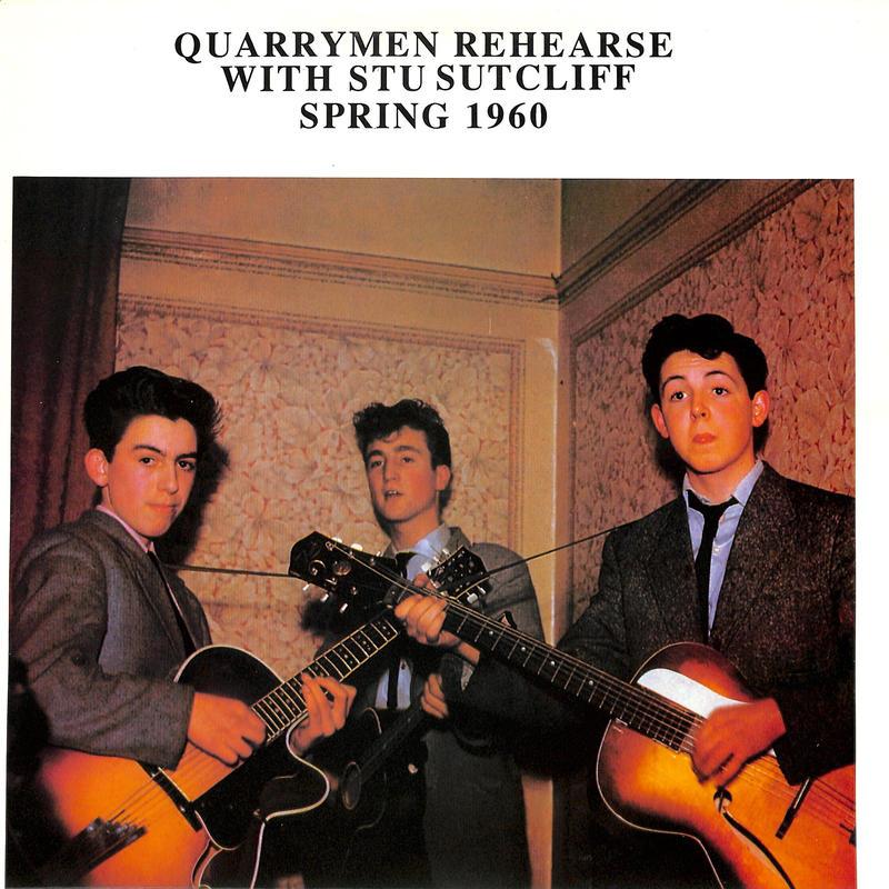 クオリーメン / QUARRYMEN REHEARSE WITH STU SUTCLIFE SPRING 1969(LPレコード)