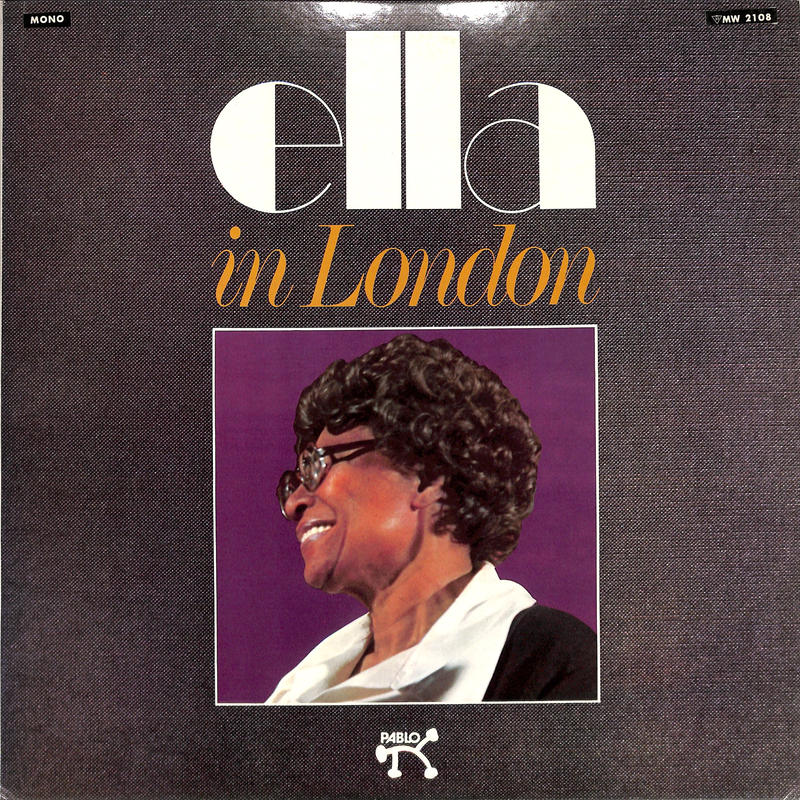 Ella Fitzgerald / ロニー・スコット・クラブのエラ・フィッツジェラルド