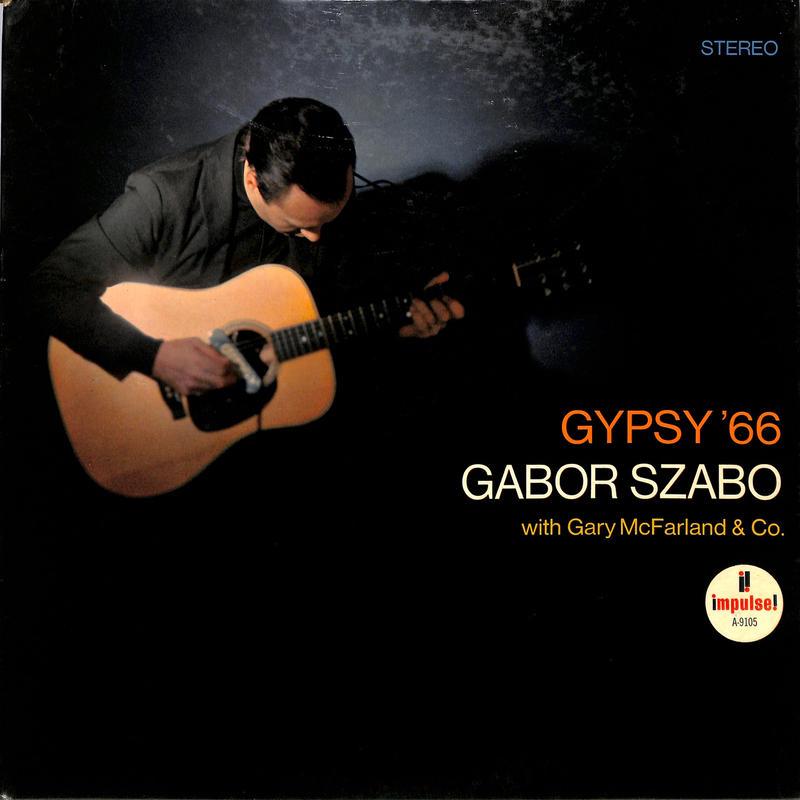 ガボール・ザボ  Gabor Szabo / Gypsy66