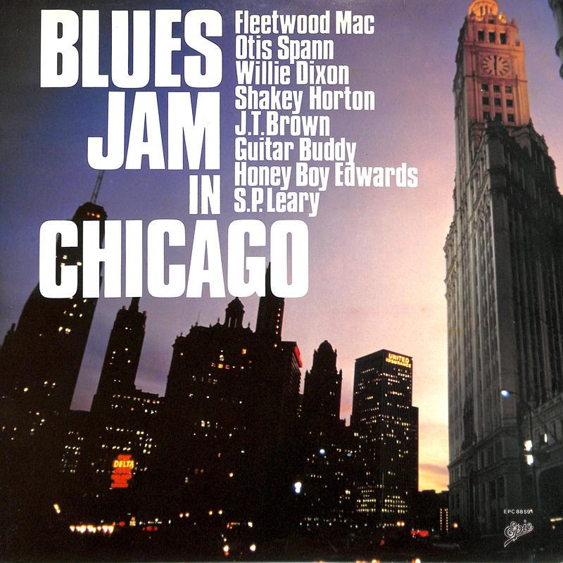 フリートウッド・マック ほか Fleetwood Mac / Blues Jam In Chicago