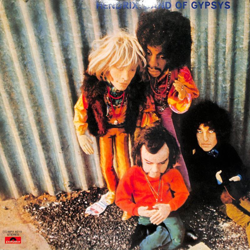 ジミ・ヘンドリックス  Jimi Hendrix / バンド・オブ・ジプシーズ