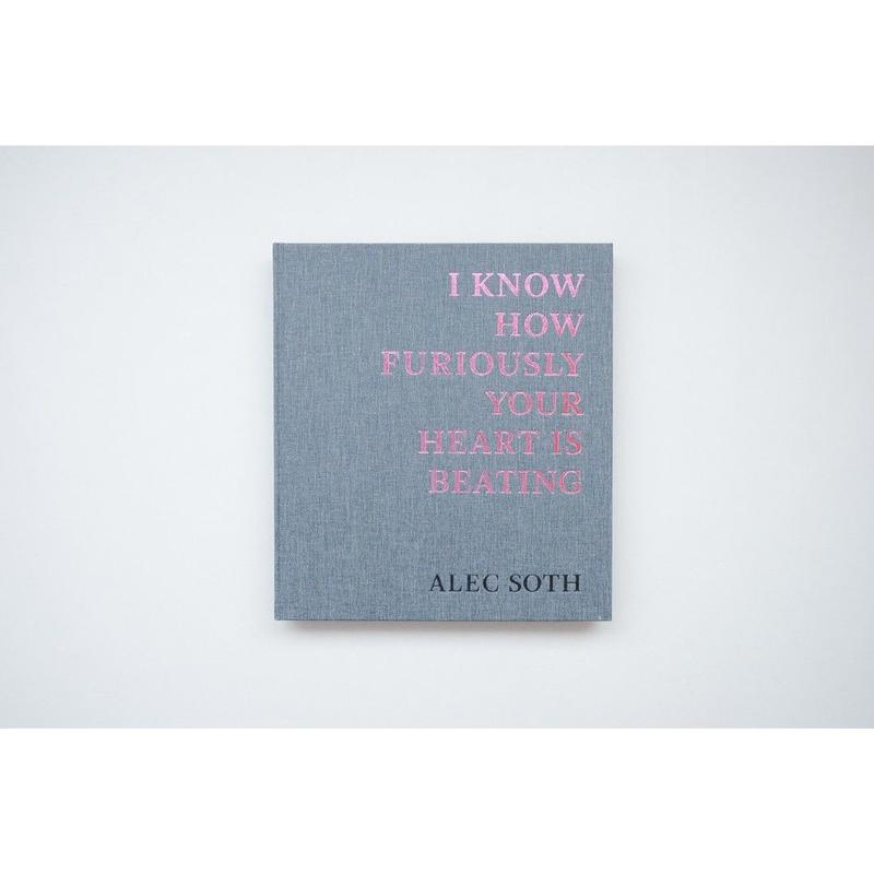 新『I KNOW HOW FURIOUSLY YOUR HEART IS BEATING』 Alec Soth