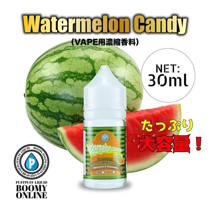 30ml 《BooMY-VAPE(濃縮香料)》ーWatermelon Candy(ウォーターメロンキャンディスイカ風味フレーバー)