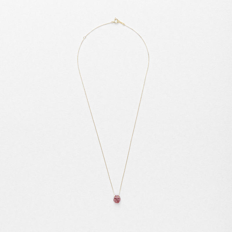 Rhodolite Top Necklace