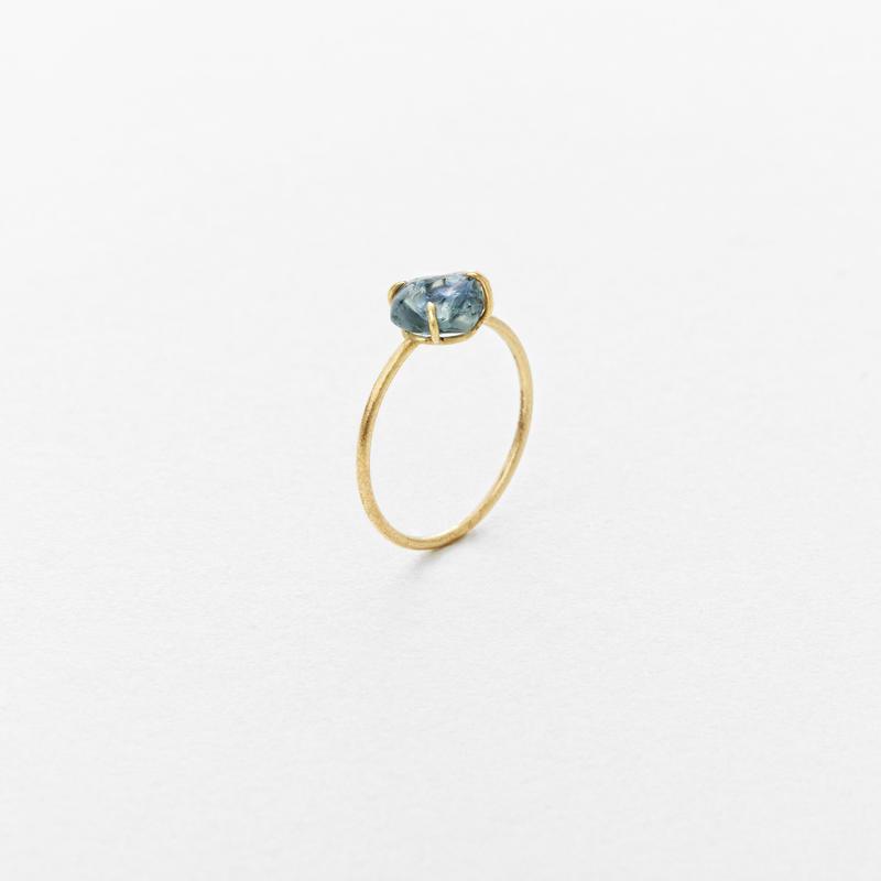 Sapphire Gem Ring