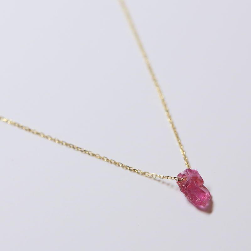 Ruby Loop Bracelet