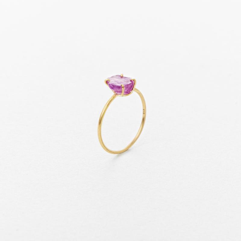 Ruby Gem Ring