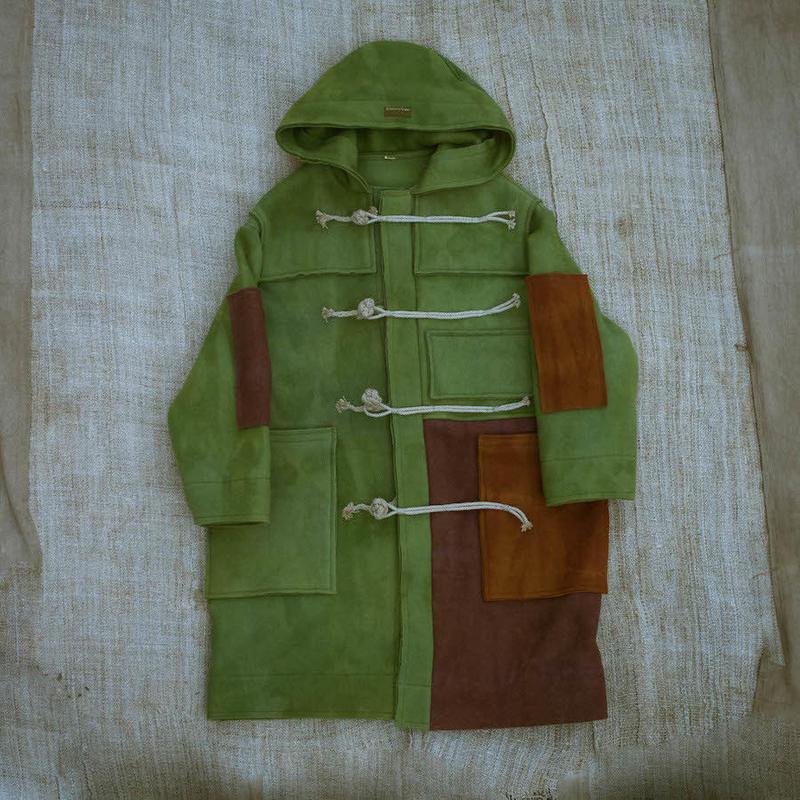 Duffle Coat (Green)