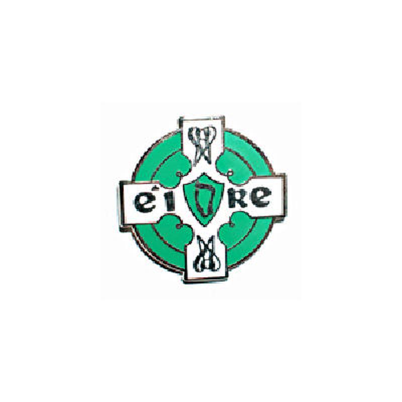 ピンバッジ:アイルランド エールのエンブレム