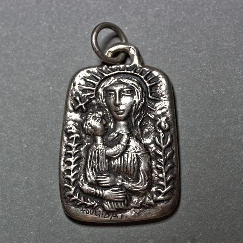 ピエール・トゥロアット 花の聖母マリア