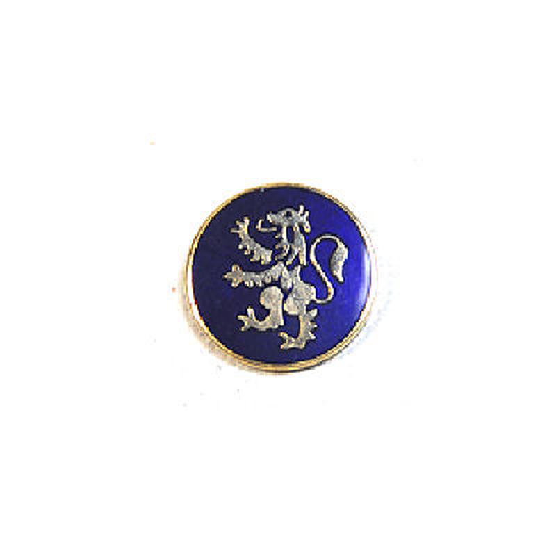 ピンバッジ:スコットランド 獅子のエンブレム