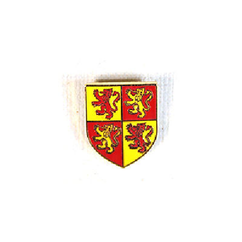 ピンバッジ:ウェールズ紋章